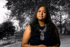 Aruna Iyer – The sorrow has reached the gigantic proportions of mountains